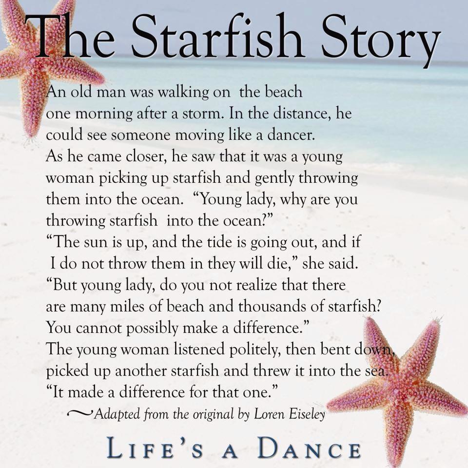 Just One More Starfish