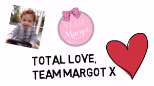 Team Margot Thank you x
