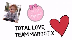 Team Margot Thank you x