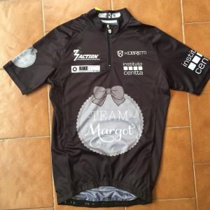 Team Margot Transpyr 2015 Jersey