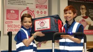 Kidzania NHS Bag