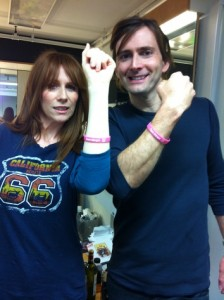 Catherine Tate & David Tennant