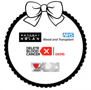 Team Margot works with all the UK organisations in the stem cell / bone marrow field - we don't mind how you choose to register, only that you do register !