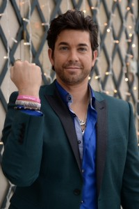 Adam Garcia who plays Bradley Finch