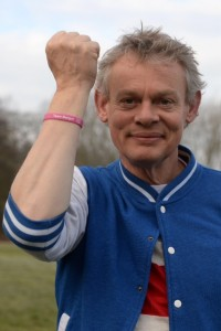 Martin Clunes plays Mr. Shepherd