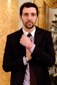 Ralf Little plays Sophies brother