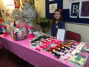 ... the sale of Margot Bows (thank you Matilda !)