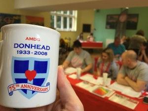 ... at Donhead Preparatory School in Wimbledon