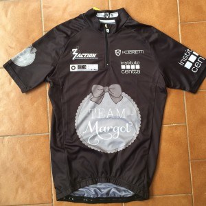 Team Margot Transpyr 2015 Jersey