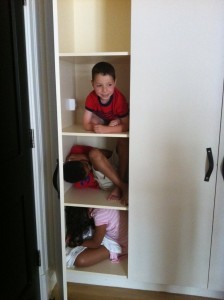Hide and Seek found you