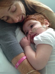 08:03 21 September 2014: Margot overcame her infection and briefly recovered, after giving everyone a scare