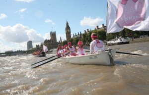 during last year's Great River Race