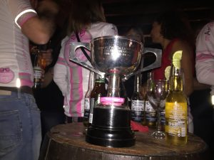 The Presidents Cup - Thank you for all your donations & for fundraising for Team Margot Rowers