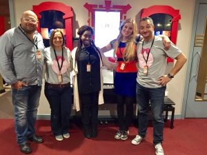 KidZania London event for 650 people, including families from Great Ormond Street Hospital, Shooting Stars Chase Hospice Momentum