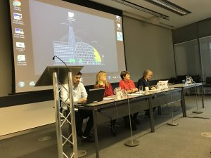 Nadia & I recently attended The Young Londoner's Participation's network at City Hall, notably attended by Joanne McCartney, Deputy Mayor for Education & Childcare (r) and Sarah Wills, Vision for Young Londoners (second left)