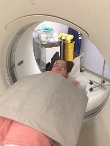 precautionary CT Scan, post bump on head