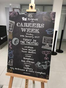 careers week