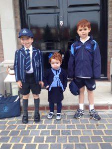 margot school uniform