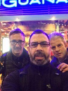 Richard Pryor, Mark Sexton & Sam Phillips