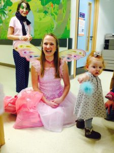 Huge CONGRATULATIONS to Vanessa & Josephine and everyone at Spread a Smile for winning 'Best Charity' at The Sun's WHO CARES WINS Health Awards. Margot benefitted from their wonderful work - seen here with one of their fairies back in January 2014 at Great Ormond Street Hospital