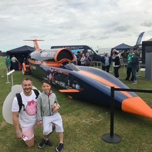 Yeovilton Air Day with Rufus