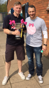 with Gav Ingles & The Margot Martini Cup