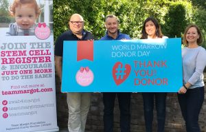 THANK YOU from the Team Margot Foundation trustees